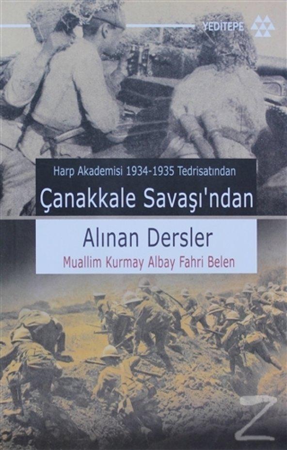 Çanakkale Savaşından Alınan Dersler/Fahri Belen