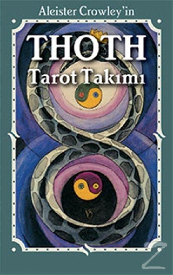 Thoth Tarot Takımı/Aleister Crowley