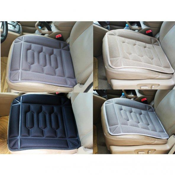 Hyundai Accent Blue Terletmez Oto Koltuk Minderi 2 Li Set