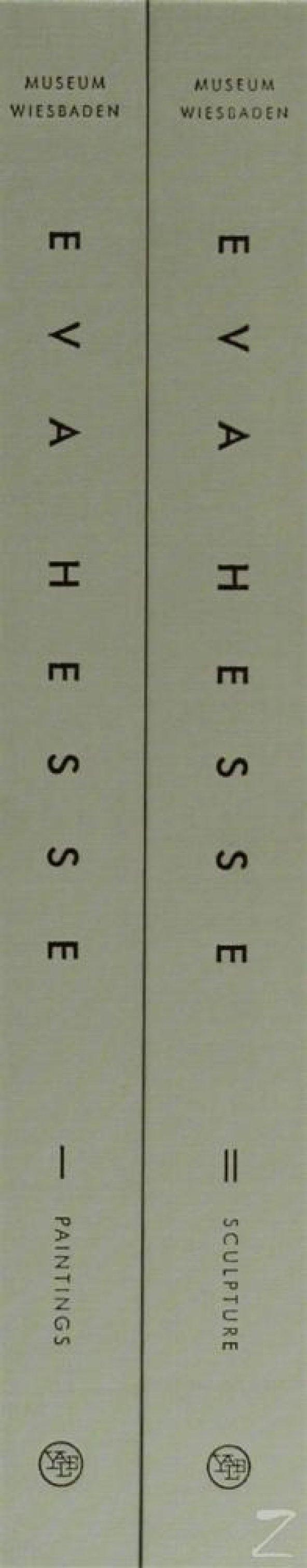 Eva Hesse: Catalogue (Ciltli)/Renate Petzinger,Barry Rosen