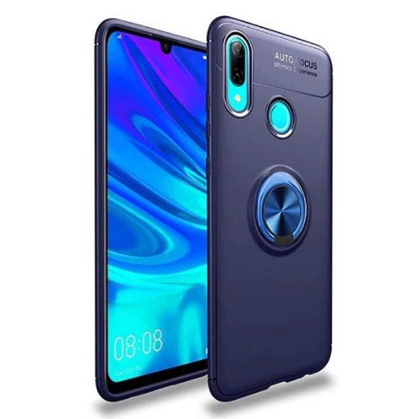 Huawei Y6 2019 Kılıf Zore Ravel Silikon