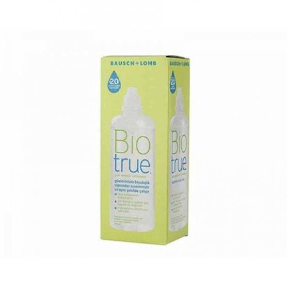 Biotrue Çok Amaçlı Solüsyonu 60 ml