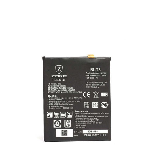 LG G Flex BL-T8 Zore Tam Orjinal Batarya