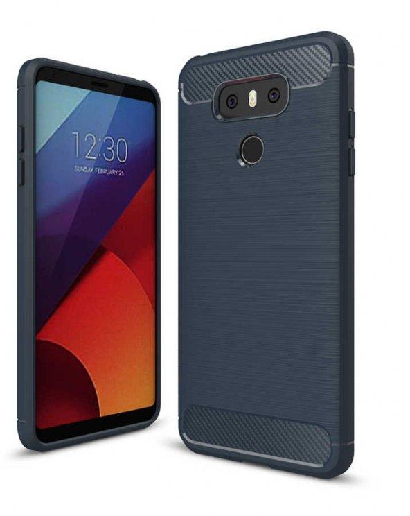 LG G6 Kılıf Zore Room Silikon Kapak