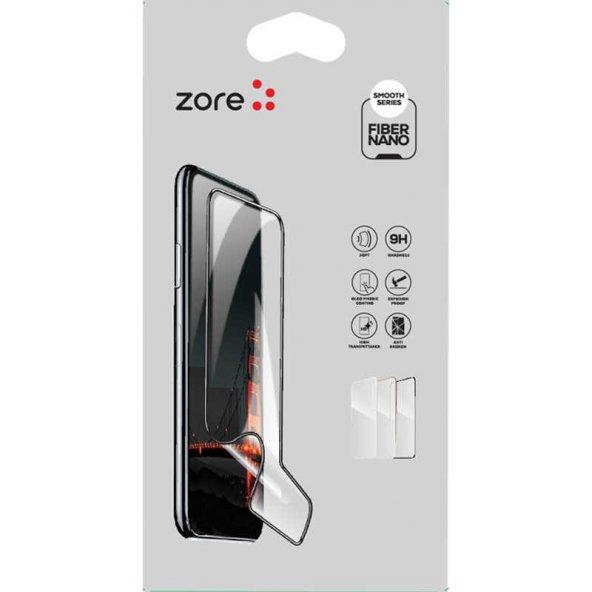 Oppo AX7 Zore Fiber Nano Ekran Koruyucu