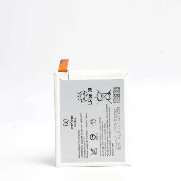 Sony Xperia Z4 (Z3 Plus) Zore Orjinal PCB li Batarya