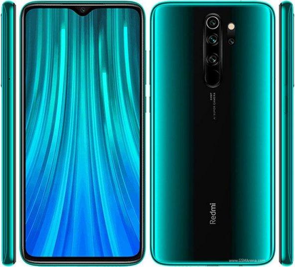 XIAOMI Redmi Note 8 Pro 128GB Yeşil Akıllı Telefon REDMI-NT8PR-128GRN