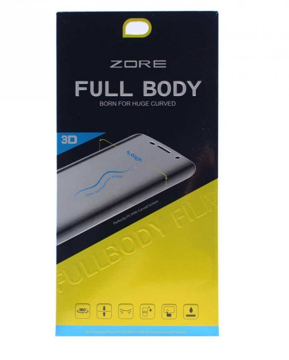 Vestel Venüs Z10 Zore 0.2mm Full Body Ekran Koruyucu
