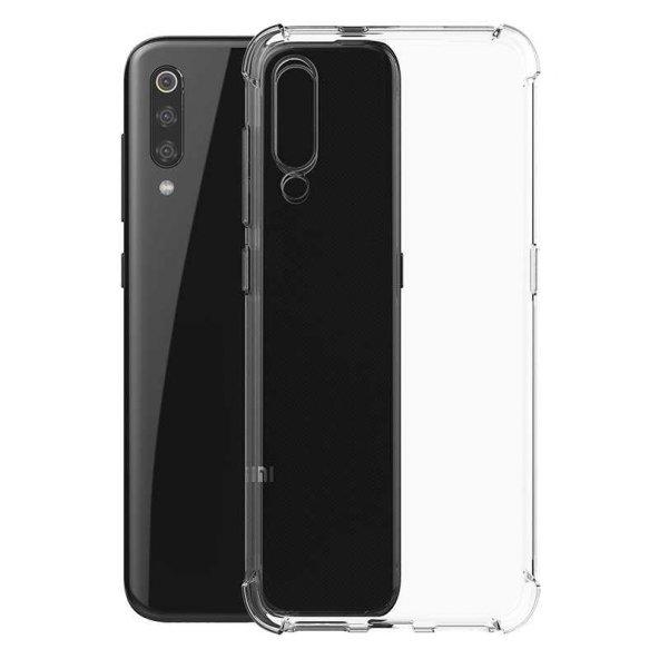 Xiaomi Mi 9 Kılıf Zore Nitro Anti Shock Silikon