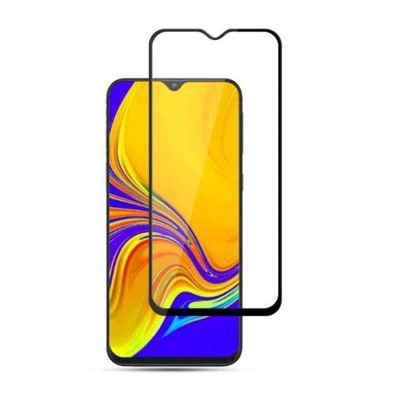Xiaomi Mi 9 Zore Kenarları Kırılmaya Dayanıklı Cam Ekran Koruyucu