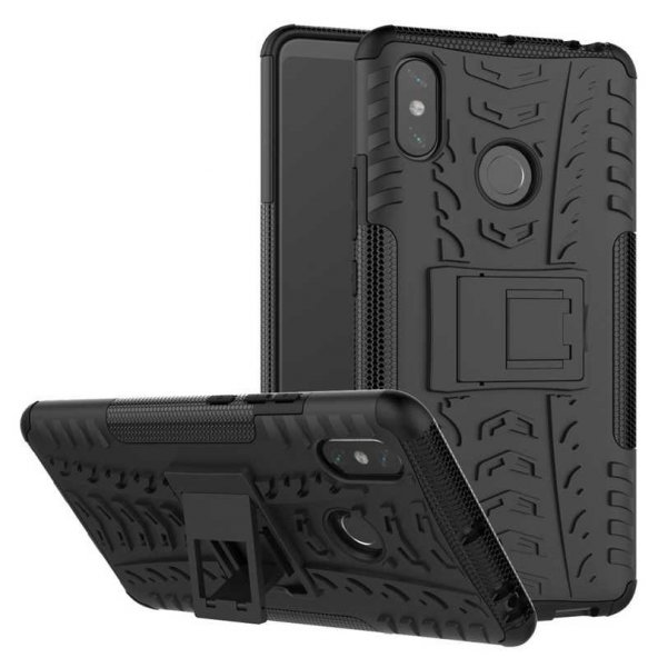 Xiaomi Mi Max 3 Kılıf Zore Hibrit Silikon