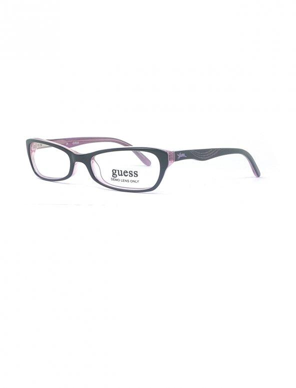 Guess GU 9065 BLK Çocuk İmaj Gözlüğü