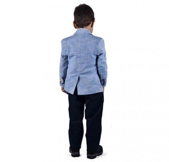 PRNS Kids 22572 Erkek Çocuk Takım Elbise