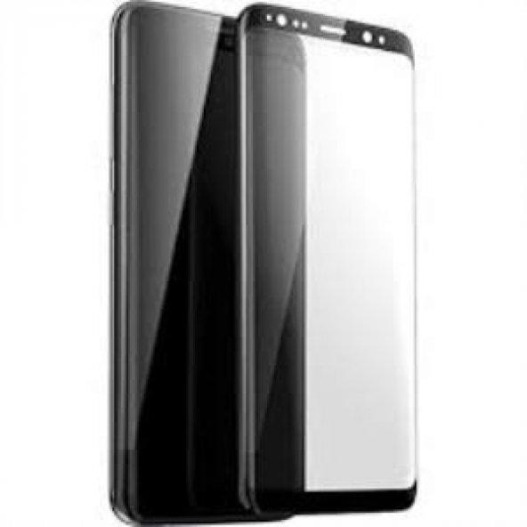 Samsung Galaxy S8 Plus G955 Siyah (5D) Glass Ekran Koruyucu