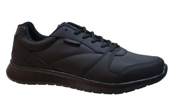 Kinetix Hıde Spr 100433468 Erkek Siyah-K.Gri Günlük Sneaker