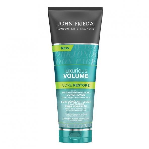 John Frieda Luxurious Volume Core Restore Conditioner 250 Ml