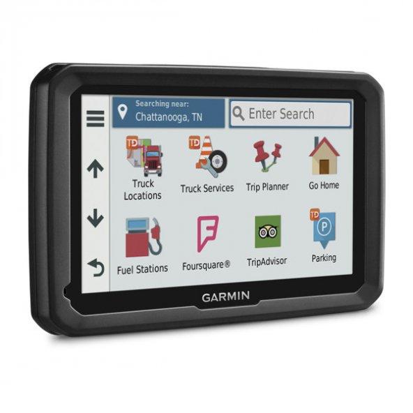 Garmin dezl 580 LMT-S GPS Kamyon Navigasyon Cihazı