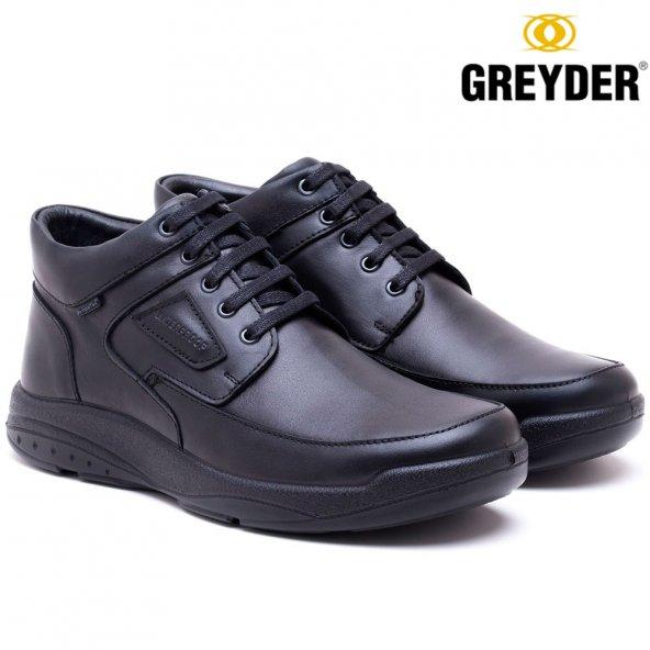 Greyder 62322 Su Geçirmez Erkek Bot Siyah