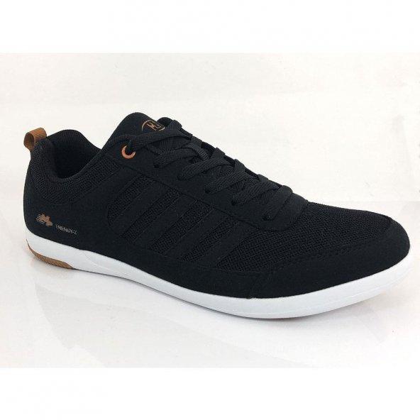 Mp 1024 Rahat Erkek Spor Ayakkabı Siyah Yeni Sezon