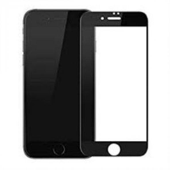 iPhone 6G/6S Siyah (5D) Glass Ekran Koruyucu