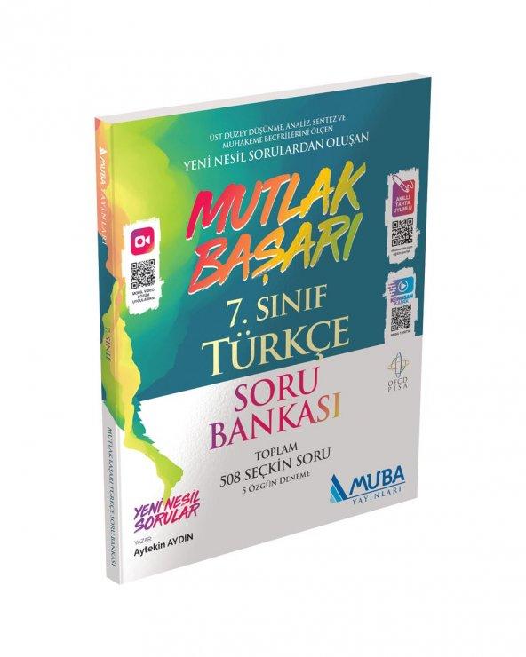 Muba 7. Sınıf Türkçe Mutlak Başarı Soru Bankası 2020