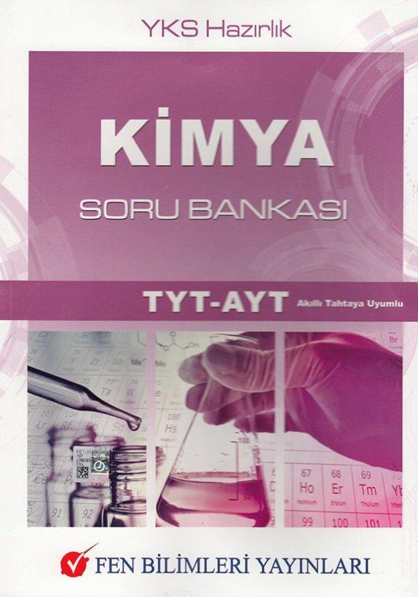 FEN BİLİMLERİ TYT&AYT KİMYA SORU BANKASI (YENİ)