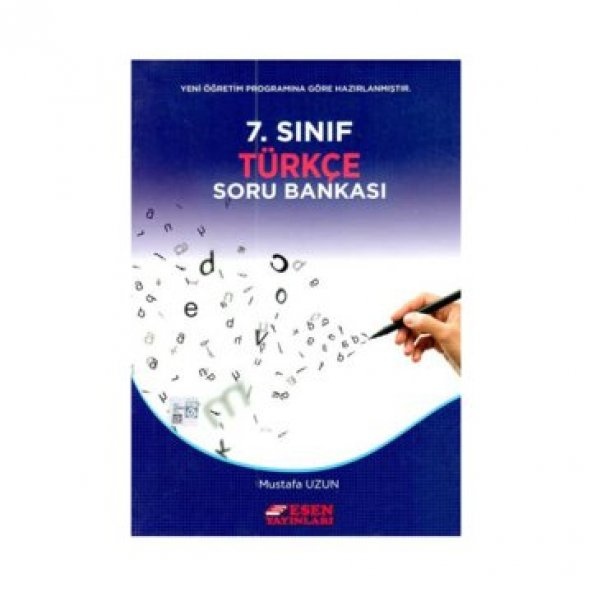 ESEN 7.SINIF TÜRKÇE SORU BANKASI (YENİ)