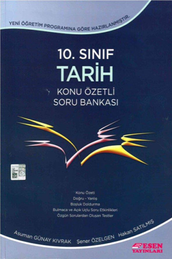 ESEN 10.SINIF TARİH KÖ.SB (YENİ)