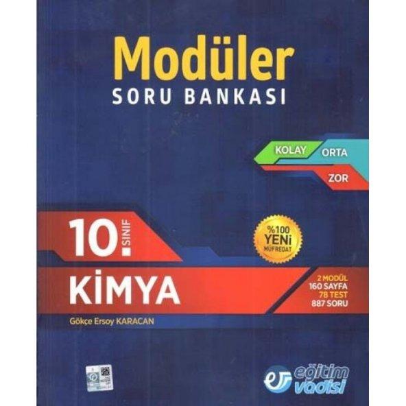 EĞİTİM VADİSİ 10.SINIF KİMYA MODÜLER SORU BANKASI (YENİ)