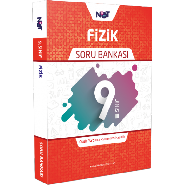 BİNOT 9.SINIF FİZİK SORU BANKASI