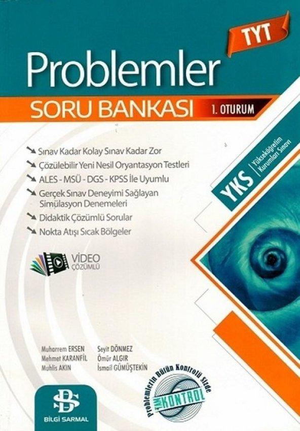 BİLGİ SARMALTYT PROBLEMLER SORU BANKASI (YENİ)