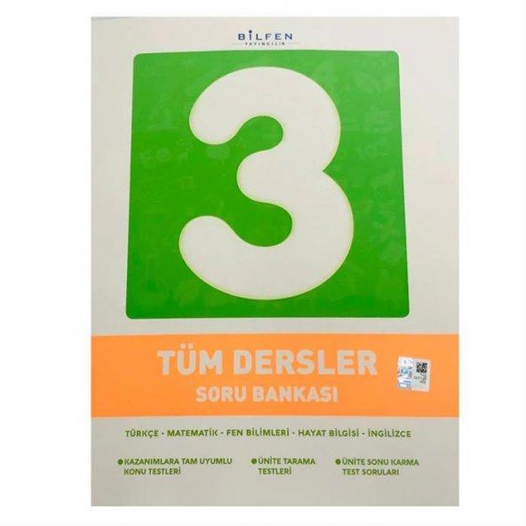 BİLFEN 3.SINIF TÜM DERSLER SORU BANKASI (YENİ)