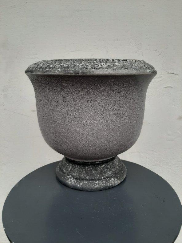 Dekoratif Seramik Saksı 26*25 cm
