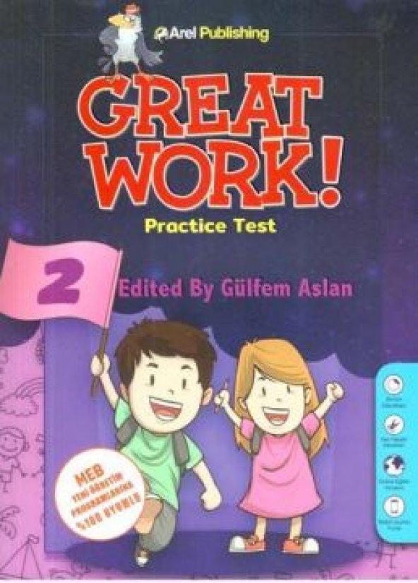 Arel 2.Sınıf Great Work Practice Test (Yeni)