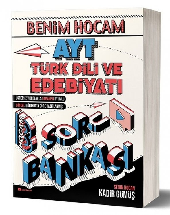 Benim Hocam Ayt Türk Dili Ve Edebiyatı Sorubankası (2020)
