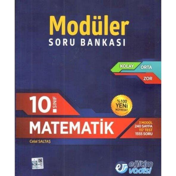 Eğitim Vadisi 10.Sınıf Matematik Modüler Soru Bankası (Yeni)