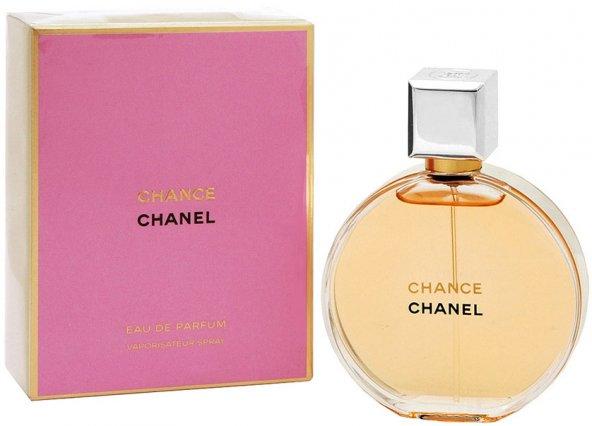Chanel Chance Edp Kadın Parfüm 100 Ml 3145891265200