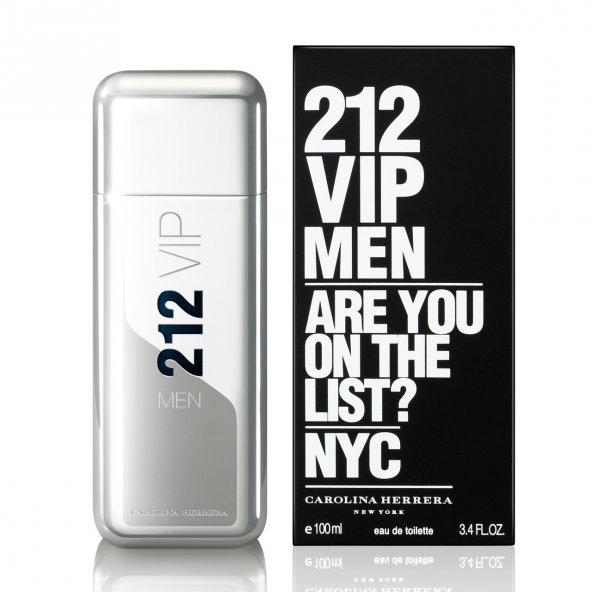Carolina Herrera 212 Vip Men Edt 100 Ml Erkek Parfümü