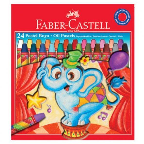 FABER CASTELL PASTEL BOYA 24 LÜ