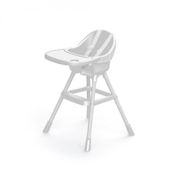 Dolu 7551 Pratik Mama Sandalyesi - Beyaz (Minder Hediyeli)