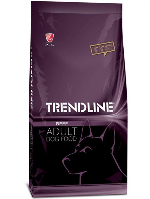 Trendline Biftekli Köpek Maması-15kg