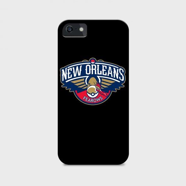 New Orleans Tasarımlı Kişiselleştirilebilir Telefon Kılıfı