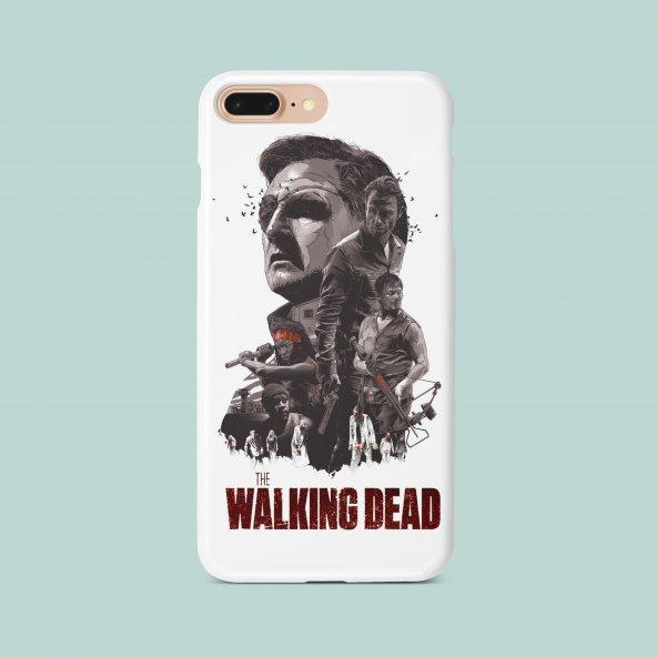 Walking Dead Tasarımlı Kişiselleştirilebilir Telefon Kılıfı