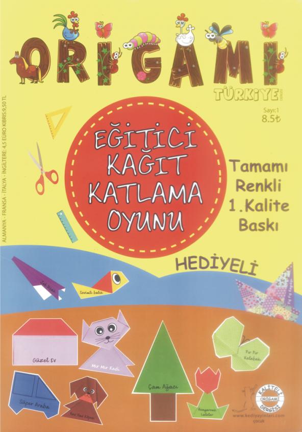 Origami Türkiye Sayı : 1
