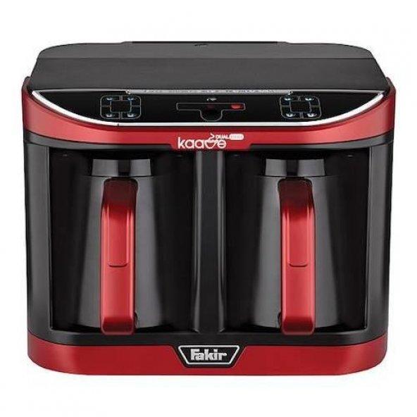 Fakir Kaave Dual Pro Türk Kahvesi Makinesi Rouge