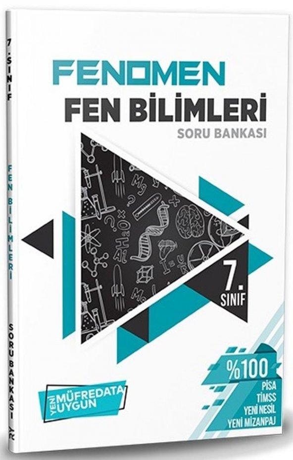 7. Sınıf Fenomen Fen Bilimleri Soru Bankası Referans Yayınları