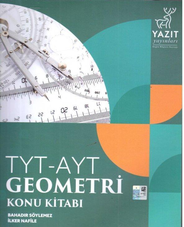 TYT AYT Geometri Konu Kitabı Yazıt Yayınları