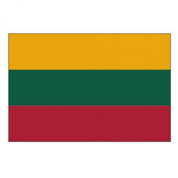 Litvanya Gönder Ülke Bayrağı 70x105