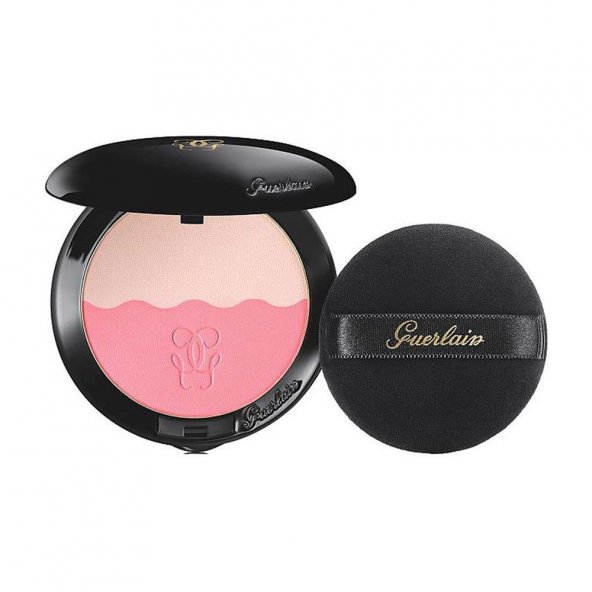 Guerlain Two-Tone Blush 02 Rose Neutre Limited Edition