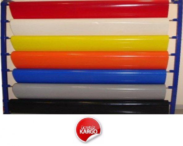 6 M. x 60 CM Polyester  Tente Branda Çadır Balkon Brandası Çadırı  Demir Korkuluk İçin